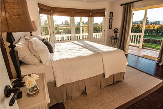 Vineyard House Bedroom