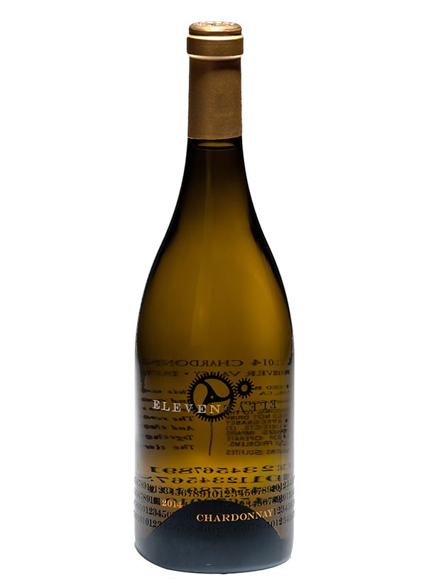 2014 Dutton Ranch Chardonnay Image